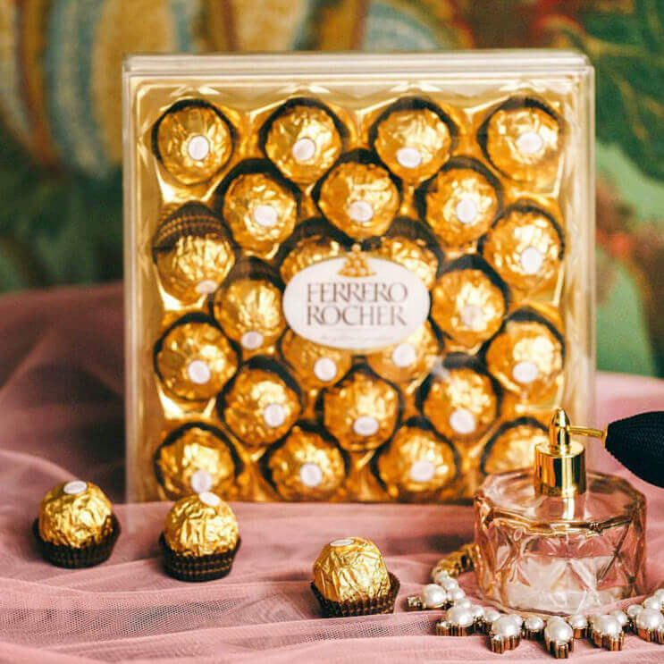 Конфеты Ferrero Rocher Grand